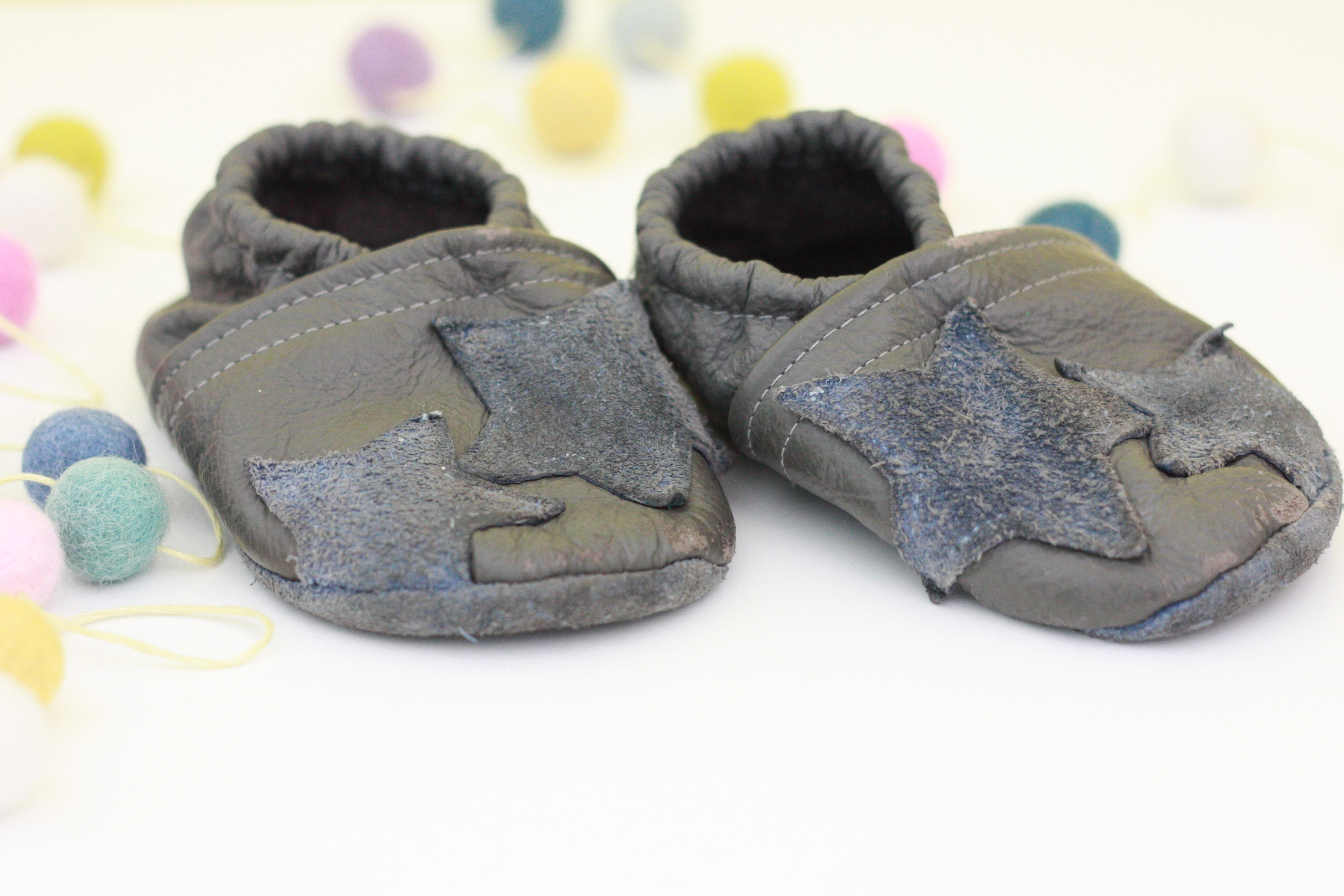 Wann braucht dein Kind das erste Paar Schuhe?