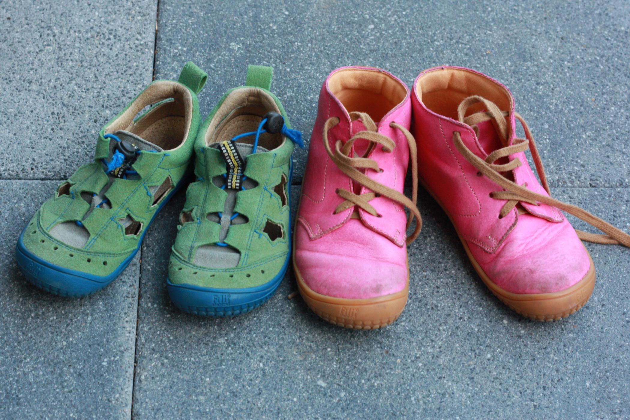 Barfußschuh – Der Filii-Barefoot®-Report